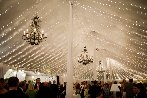 String Lights Big W : 1000+ images about Wedding Tent Lighting Ideas on Pinterest Tent lighting, Tent and Wedding ...